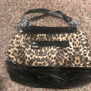 Miche Bag And Cheetah Shell Prima size